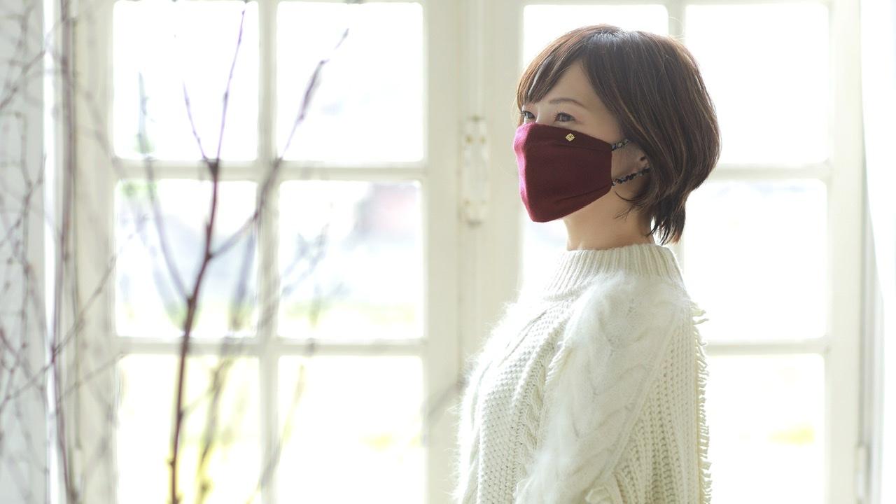カシミヤマスク ブリジャンマスク